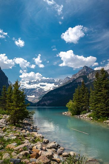 Lake Louise van Peter Vruggink
