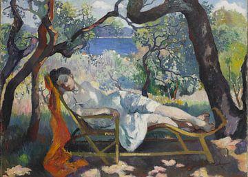 La Sieste von Antonije Lazovic