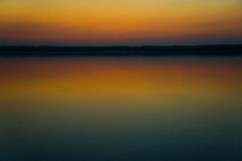 Sky lake.  sur