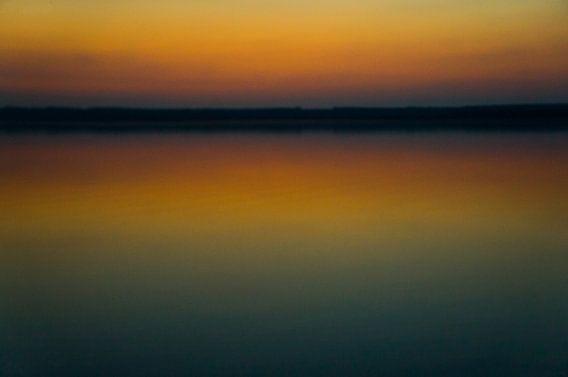 Sky lake.