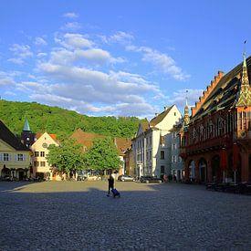 Im Herzen von Freiburg von Patrick Lohmüller