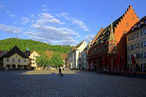 Im Herzen von Freiburg