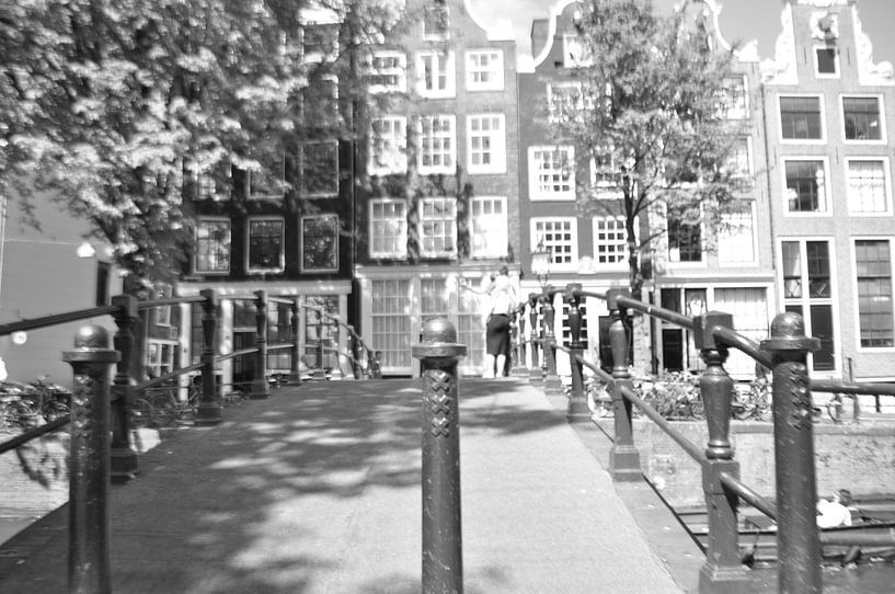 Amsterdams paaltje... Brouwersgracht van Petra Amsterdam