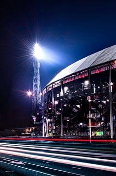 Stadion Feijenoord de Kuip von De Straatplaat
