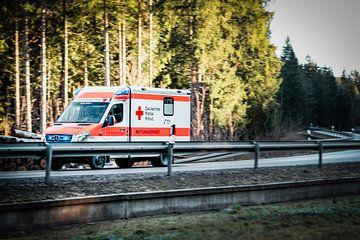 Ambulance van Meike Huibers
