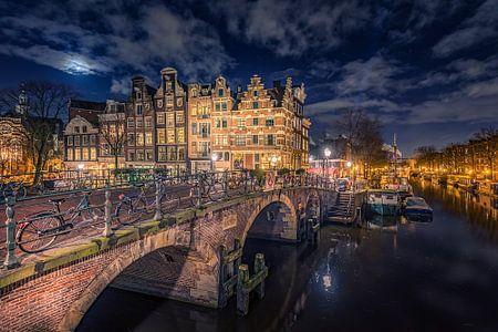Amsterdam Papiermolensluis