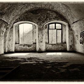 Second floor basement van Jaco Verheul
