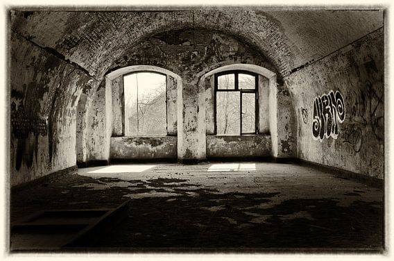 Second floor basement