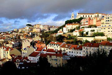 Lissabon von Bo Wijnakker