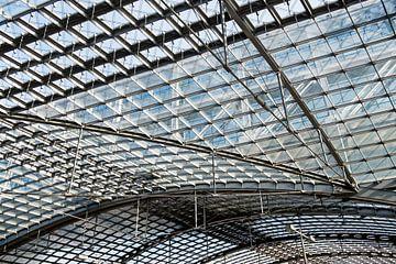 gläsernes Dach von Hanneke Luit