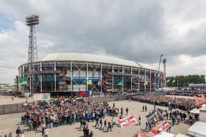 Feyenoord Kampioen 37