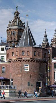 Schreierstoren Amsterdam van Peter Bartelings Photography