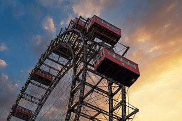 Riesenrad im Wiener Prater von Tilo Grellmann | Photography