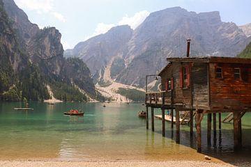 Pragser Wildsee Italie sur