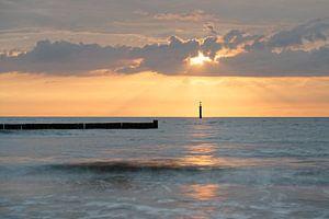 Avond aan de Oostzee van Ralf Lehmann