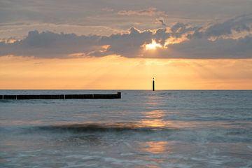 Avond aan de Oostzee