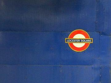Leicester Square van Leonie Versantvoort
