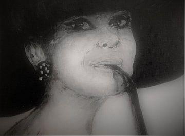 Audrey Hepburn von Ineke de Rijk