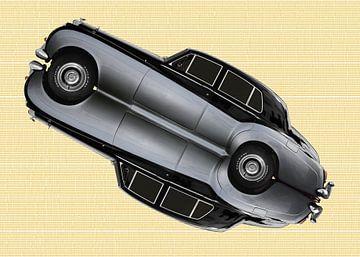 Bentley S2 dubbelaanzicht van aRi F. Huber