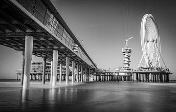 Die Pier von Scheveningen von Mike Peek