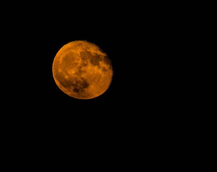 Moon Print, Moon Photo, Planet Wall Art, Instant Download, Moon Photography, Moon Printable Art, Spa
