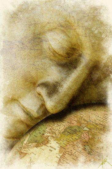 Mother Earth van Harald Fischer