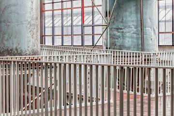 Verlassenes Gebäude in den Niederlanden von Elly Damen