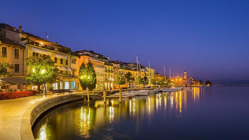 Salo, Lake Garda, Italy van Henk Meijer Photography