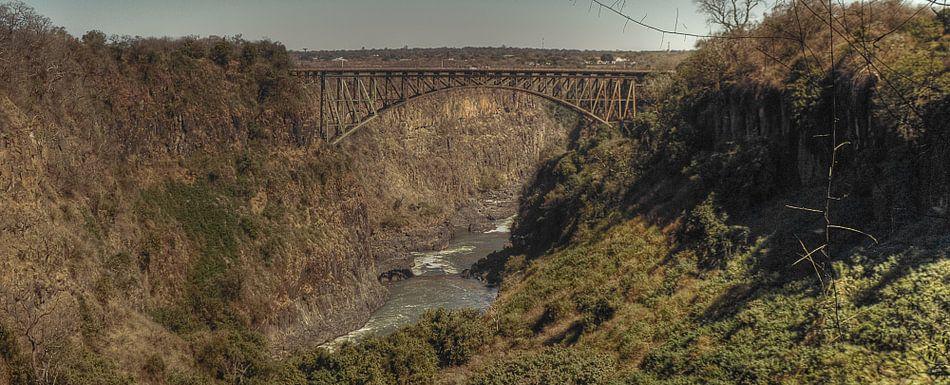 Victoria Falls Bridge van BL Photography
