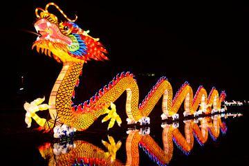 Chinese draak van Jeroen Harmsen