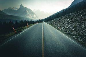 Canada Highway van