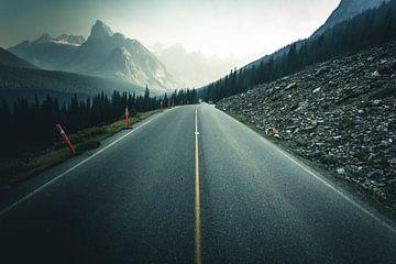 Kanada Highway von Jip van Bodegom