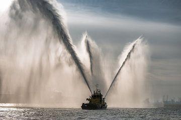Port of Rotterdam van Dick van der Wilt