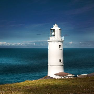 Lighthouse Trevose Head van