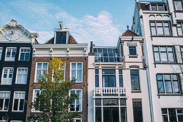 Amsterdam Huizen sur Patrycja Polechonska