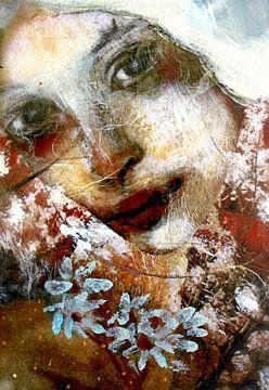 White lili van RAR Kramer