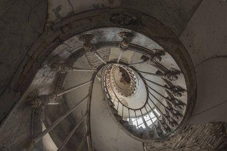 Die Spirale nach oben
