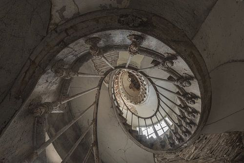 De spiraal naar boven van Perry Wiertz
