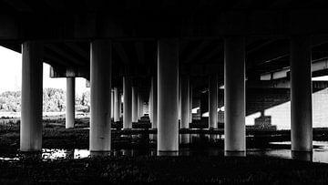 IJsselbrug - Duiven van Maurice Weststrate