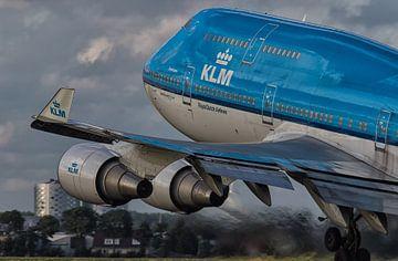 KLM van