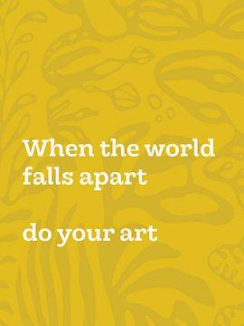 Do your art van Cora Verhagen