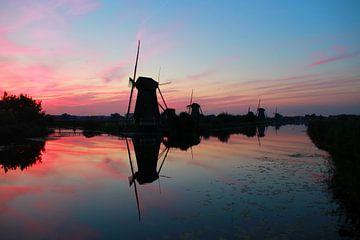 Werelderfgoed Kinderdijk sur