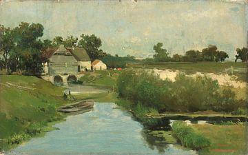 Sommertag, Johan Hendrik Weissenbruch