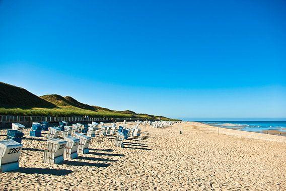 Sylt: beach indrukken (6)