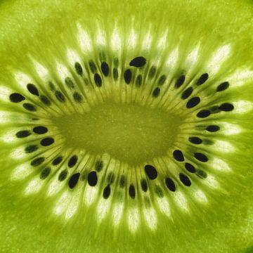 Détail d'un kiwi sur Achim Prill