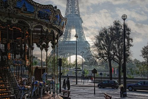Manege Parisienne van Joachim G. Pinkawa