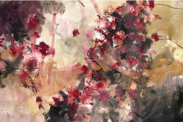 little roses von Christin Lamade