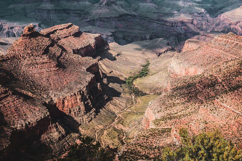 Grand Canyon von Annette van Dijk-Leek