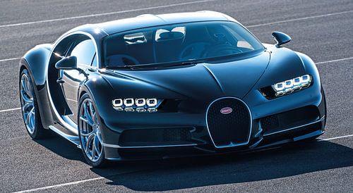 Bugatti Chiron von Natasja Tollenaar