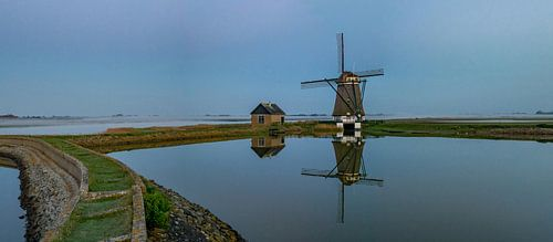 Mirror mirror - Molen het Noorden - Texel sur
